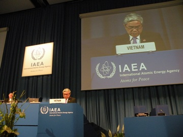 VN promotes nuclear peace