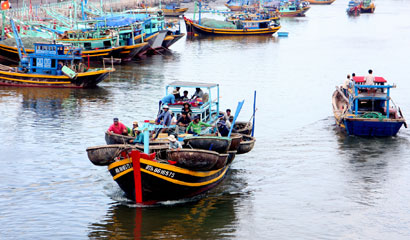 Asia-Pacific region eyes fisheries