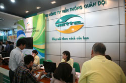 Exits signal new age for VN telecoms