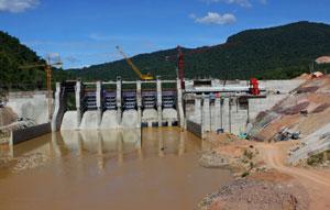 Hydroelectric plants enjoy profit deluge