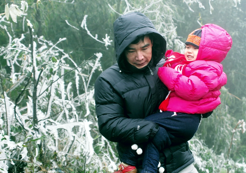 Three-day cold snap expected to grip northern region today