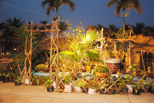 Tet market to open at Da Nang resort