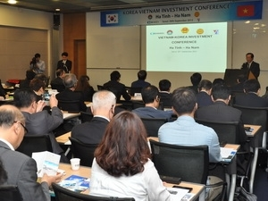 Ha Tinh Ha Nam provinces seek RoK investors