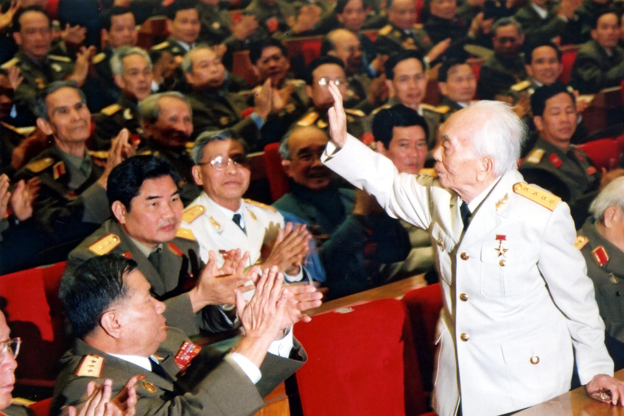 Vietnams Legendary General Giap