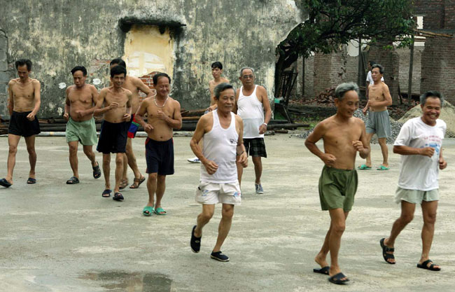 Viet Nam concerned by ageing population