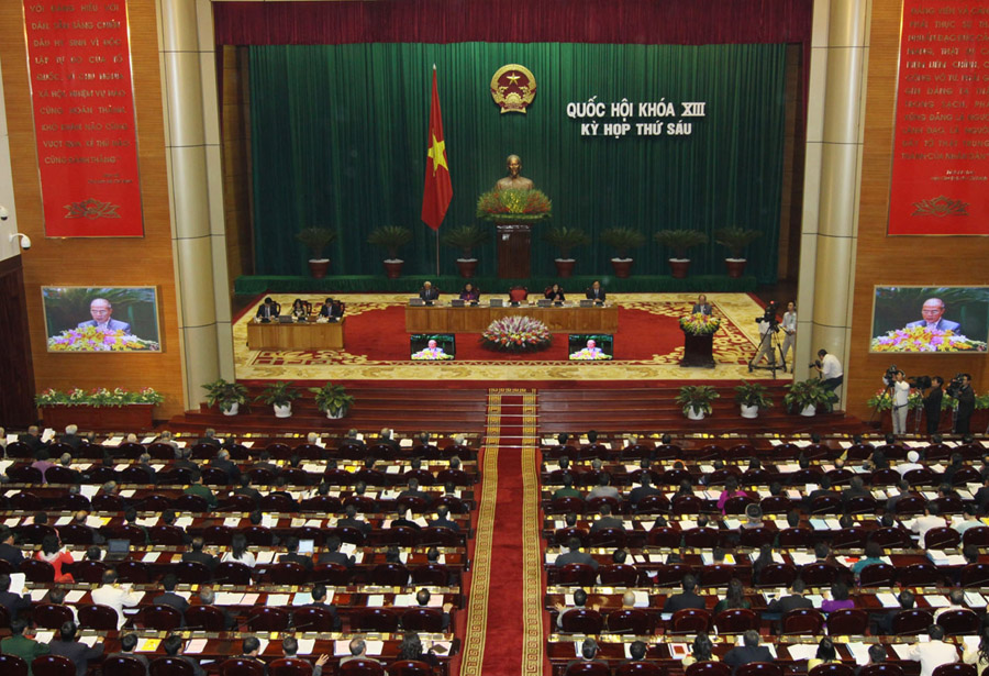 Crucial National Assembly session opens in Ha Noi