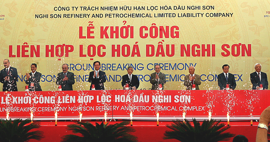 Viet Nam fires up 9b Nghi Son refinery petrochemical project