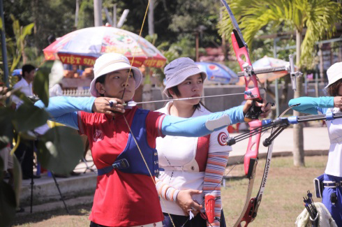 National archery tournament opens