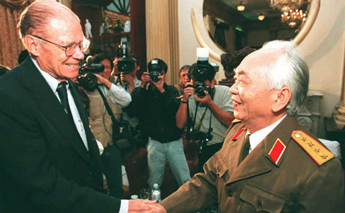 Book sheds new light on Viet Nams military mastermind