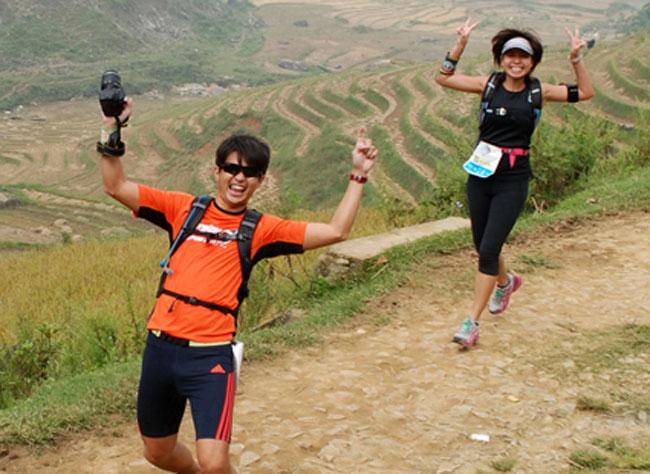 Song claims mountain marathon