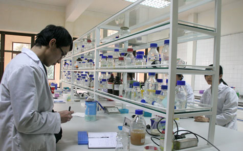 Research facility aims to improve science quality