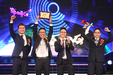 Experts products honoured at 2013 VN Talent Awards