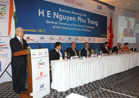 Viet Nam welcomes investors from India