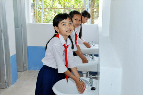 Sanitation project to help 10 million