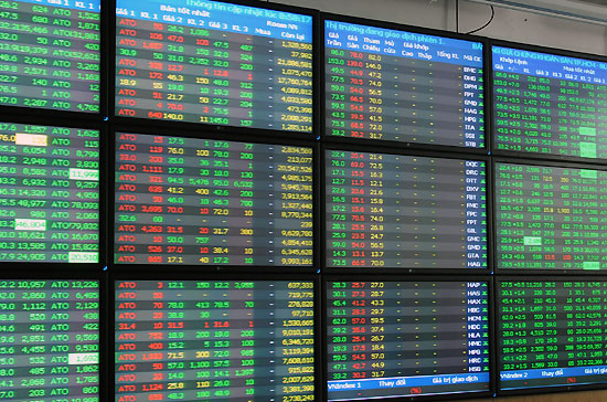Economic activities fail to enliven shares