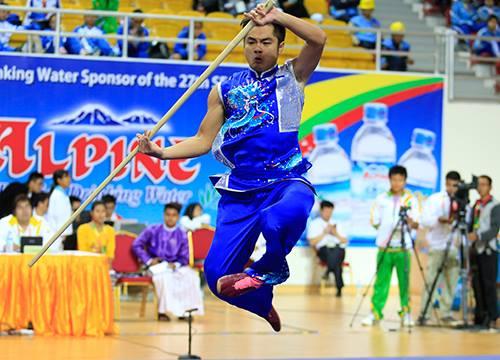 Khanh wins Viet Nams seventh gold medal