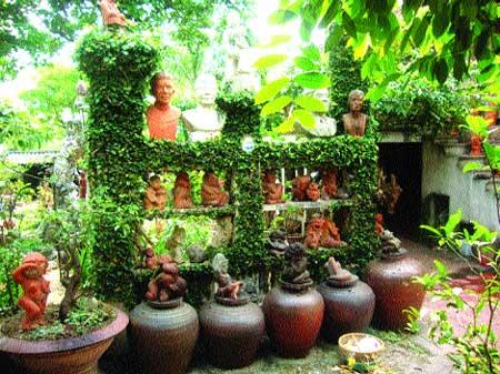 A special garden