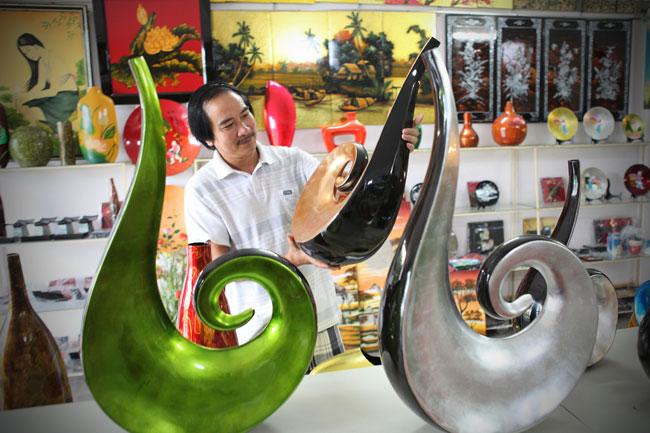 Handicrafts need creative spark