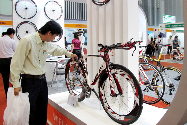 Bicycles coming back into fashion