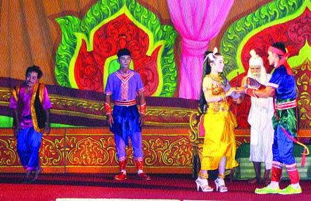 Mekong Delta revives Khmer theatre