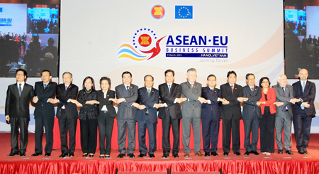 ASEAN EU further ties in trade and investment