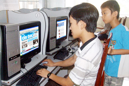Experts doubt VN internet so slow