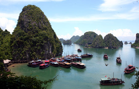 VN second only to Thailand as most popular destination
