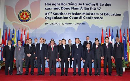 SE Asian education makes strides