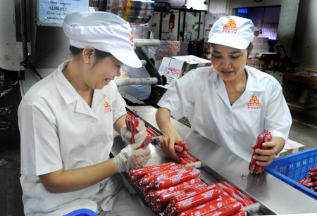 VN meat industry urged to modernise