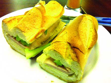 Pie empire rolls out fusion sandwiches
