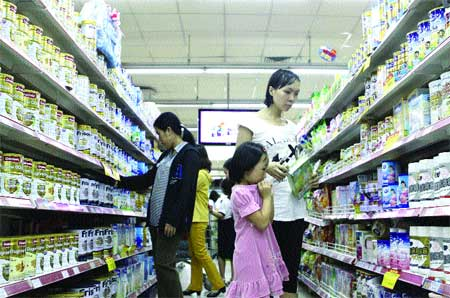 Baby formula price rise hits poor families