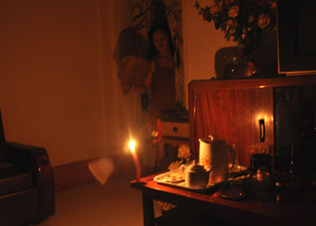 Power cuts hit Southern city