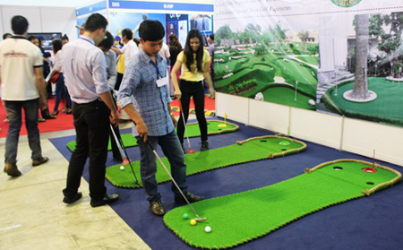 International sports-leisure expo opens