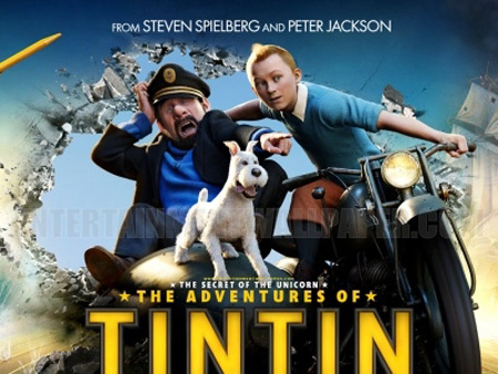 Tintin movie screening set to brighten day for orphans