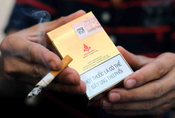 Cigarette smoking puts millions at risk
