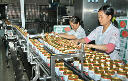 Drinks firm to build VN brewery