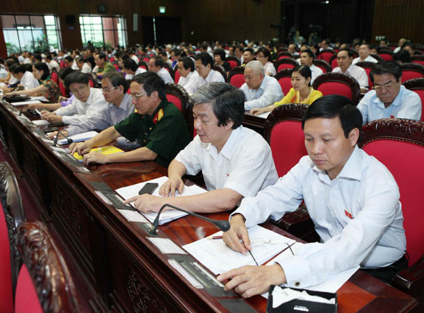 Assembly adopts three laws and two resolutions