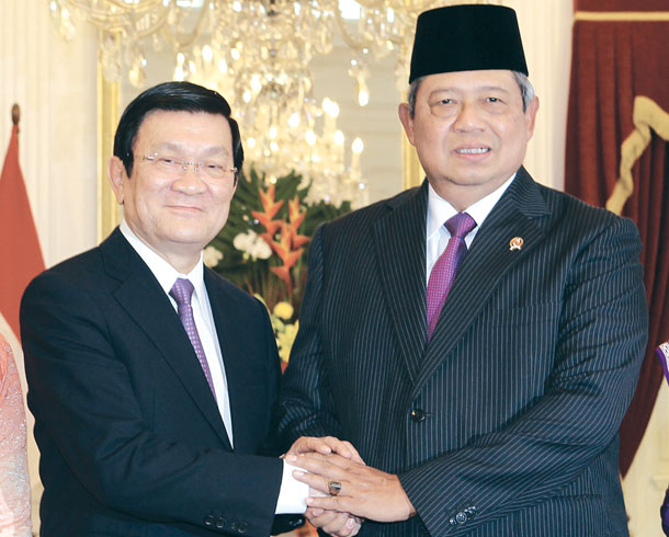 Relationship with Indonesia raised to the level of strategic partnership