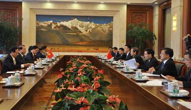 Ties with China to be strengthened