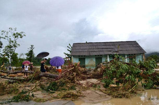 Heavy rains create havoc as northern regions flood