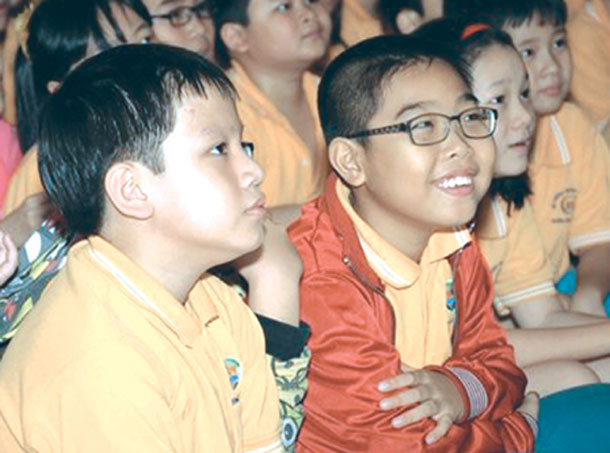 Film screenings inspire nations youth