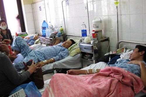 Strange disease identified as hepatitis