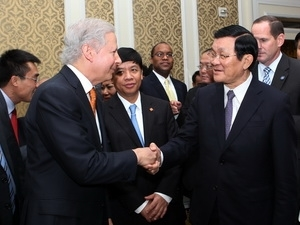 President Sang concludes US visit