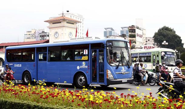 Southern hub embraces CNG bus fleet
