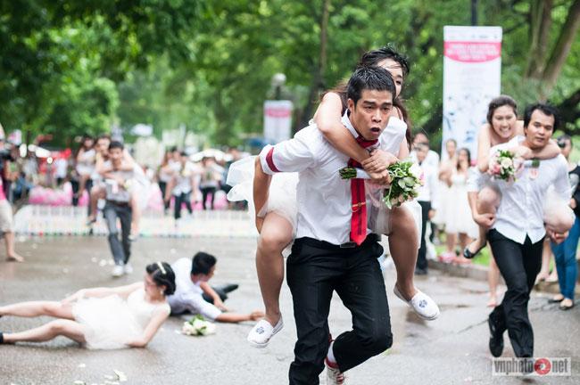 Romantic rush