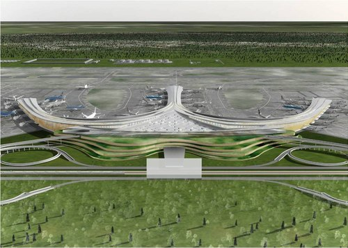HCM City airport still set to take flight