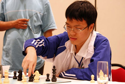 Liem defeated in chess World Cup clash