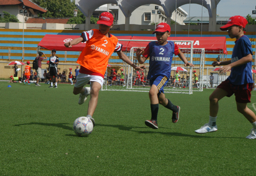 Little Footballers show to start third edition