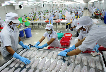 Seafood firms call for administrative reform