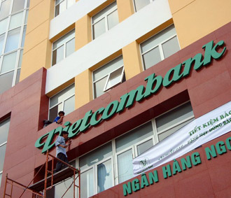 Vietcombank recognised by regional magazine